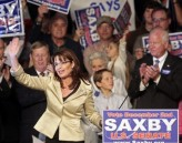 Sarah Palin Campaigns For Sen. Saxby Chambliss