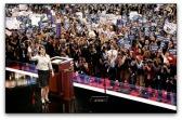 Sarah waving at crowd at 2008 GOP Convention
