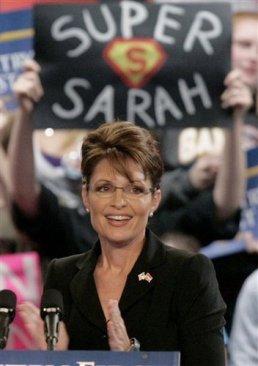 Super Sarah Sign