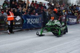 Team 22 Starting 2010 Iron Dog Race