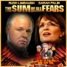 The Sum of All Fears - Palin-Limbaugh