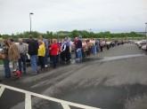 Thousands line up at Kansas City Winning Back America Event