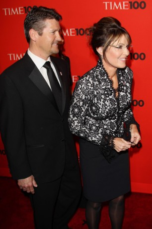 Todd accompanies Sarah at Time 100 gala 2010