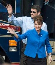 Sarah Palin, Todd