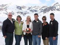 Track Palin Wedding Photo