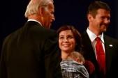 Willow talks to Biden after debate - Trig - Todd