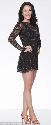 Bristol - Official DWTS All Stars Photo
