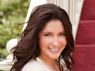 Bristol Palin on Live with Kelly