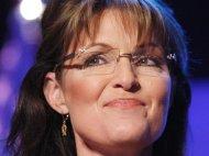 Closeup of Sarah with mischievous smile