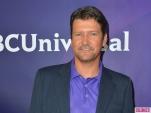 Closeup of Todd at NBC press party in LA