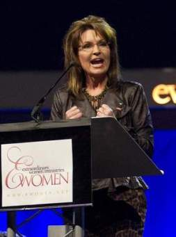 Governor Palin Speaking at Greenville Extraordinary Women Conference
