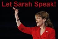 Let Sarah Speak Photo