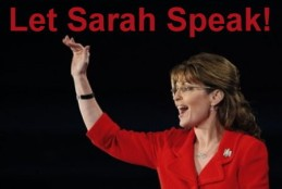 Let Sarah Speak Photo