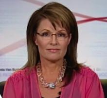 Palin discusses secret service scandal with Greta - unsmiling