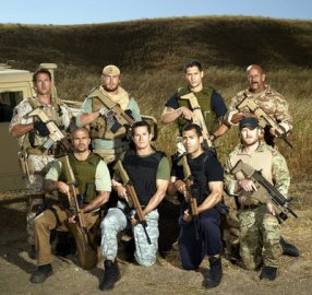 Stars Earn Stripes - Season 1