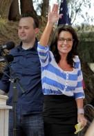 Sarah Palin, Kirk Adams