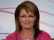 Sarah discusses Secret Service scandal with Greta - amused look
