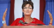 Sarah Palin Speaks At Tea Party Gathering In Michigan