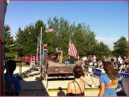 Sarah speaking at Steelman rally - August 2012