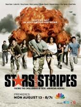 Stars Earn Stripes Poster