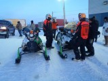 Team 11 in Nome - Iron Dog 2012