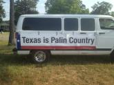 Texas is Palin Country Pic