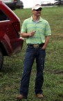 Todd at Iowa Tea Party rally 2011