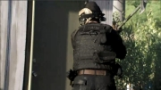 Todd breaches door during Episode 1 of Stars Earn Stripes