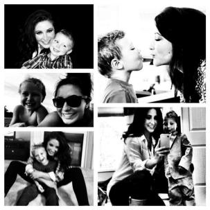 Black and white montage of Bristol and Tripp