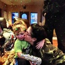 Bristol and Tripp - Christmas 2012