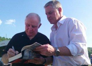 Chuck Heaths Signing Book