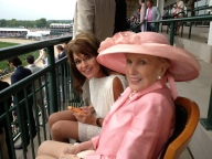 Sarah and Marylou Whitney