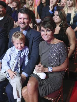 TODD PALIN, TRIPP PALIN JOHNSTON, SARAH PALIN