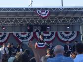 Sarah speaking at Buckeye AZ event