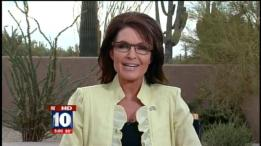 Sarah talks to Megyn Kelly about VP debate from her home in Scottsdale on 10-11-12