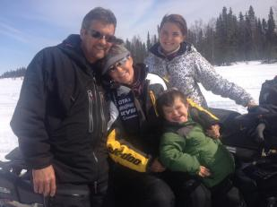Sarah-Todd-Piper-Trig on Mt McKinley Mothers Day 2013