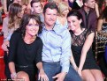Sarah_Todd_and_Willow in audience at DWTS All Stars
