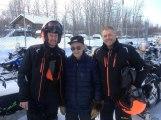 Team 11 with Sydney Huntington