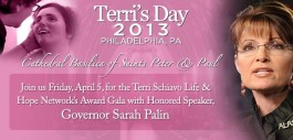 Terri's Day 2013 Announcement
