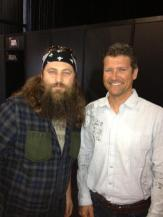 Todd and Willie from Duck Dynasty