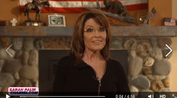 A Time for Choosing Video - SArah Palin