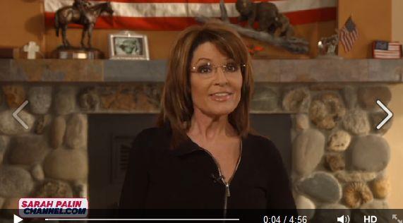 A Time for Choosing Video - SArah Palin