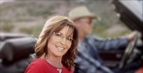 Sarah Palin Amazing America Promo Photo